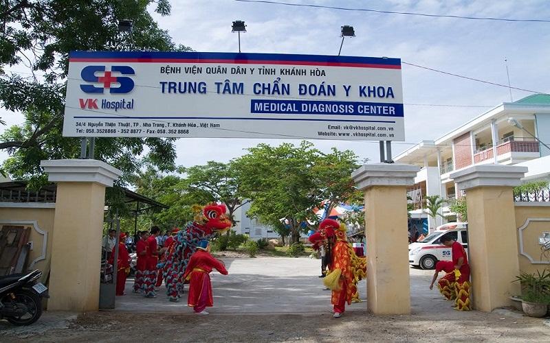 Bệnh viện Quân dân y Khánh Hòa - VK Hopital