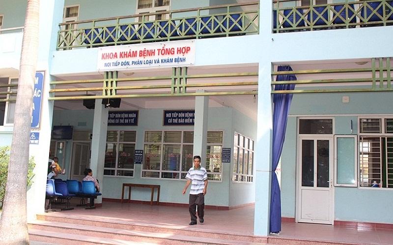 Bệnh viện Đa Khoa Ý Yên - Nam Định