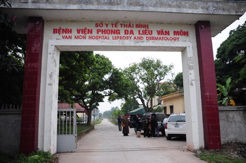 Bệnh viện phong da liễu Văn Môn - Thái Bình