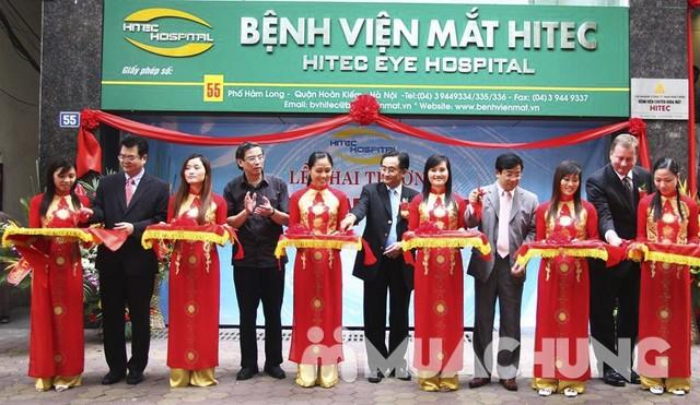 Bệnh viện chuyên khoa mắt Hitec