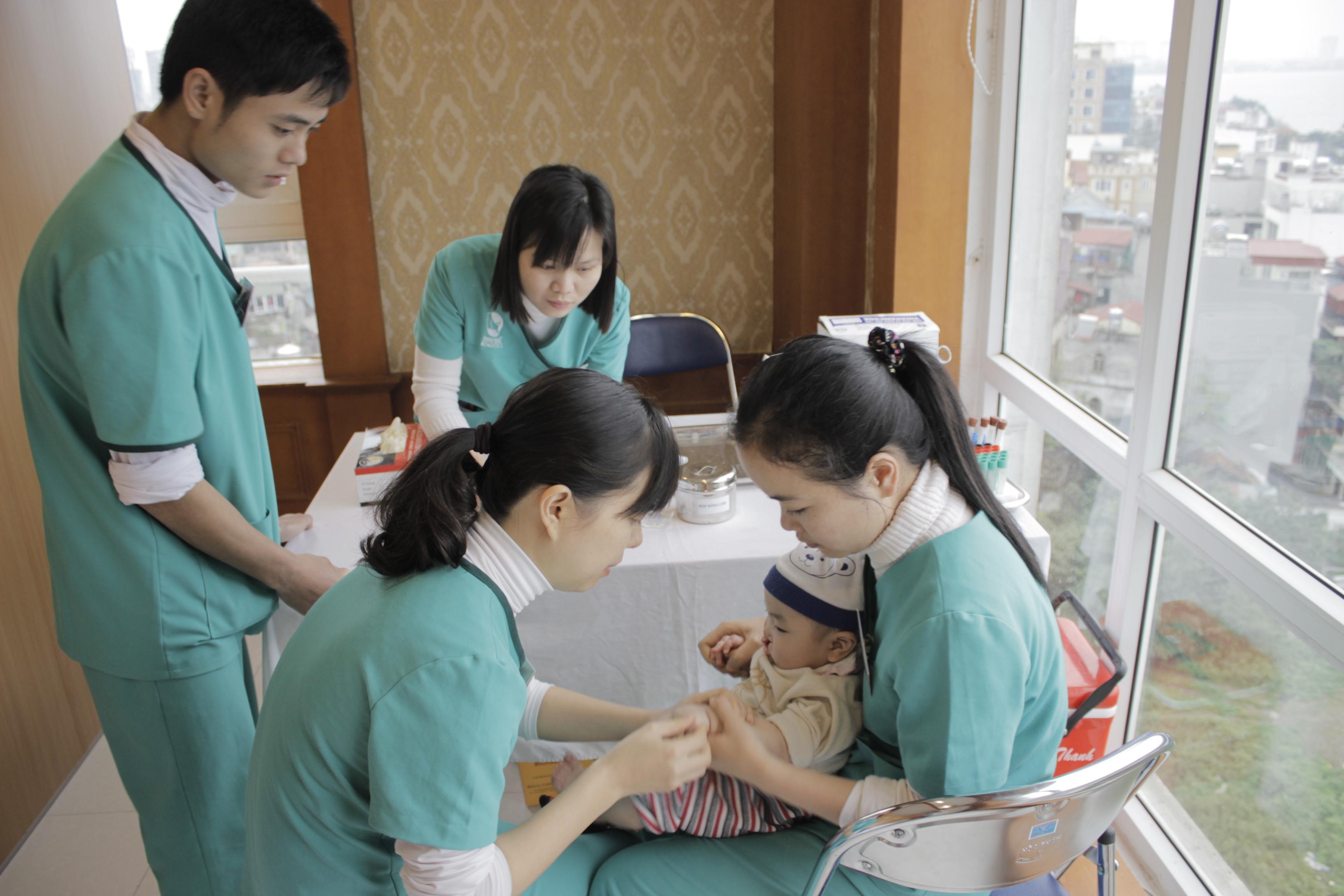 Phòng khám Đa Khoa Thiên Tân