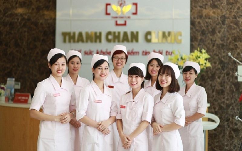 Phòng khám Đa khoa Quốc tế Thanh Chân