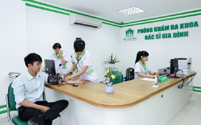 Phòng khám Đa khoa Bác sĩ gia đình