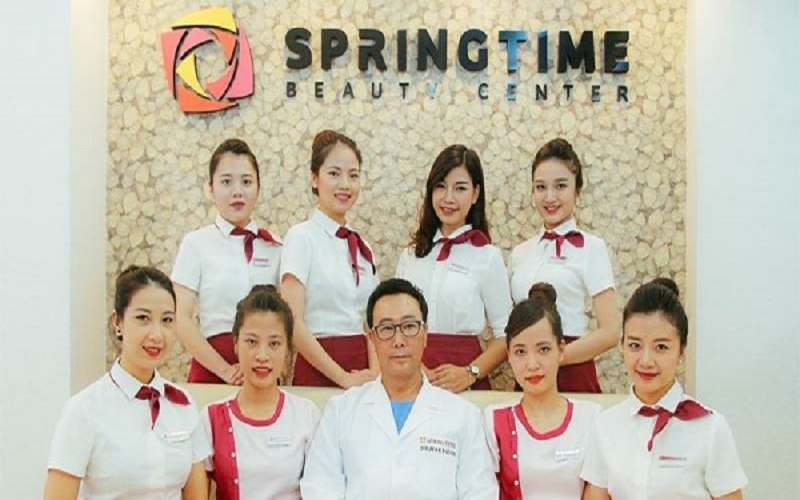 Spa Springtime
