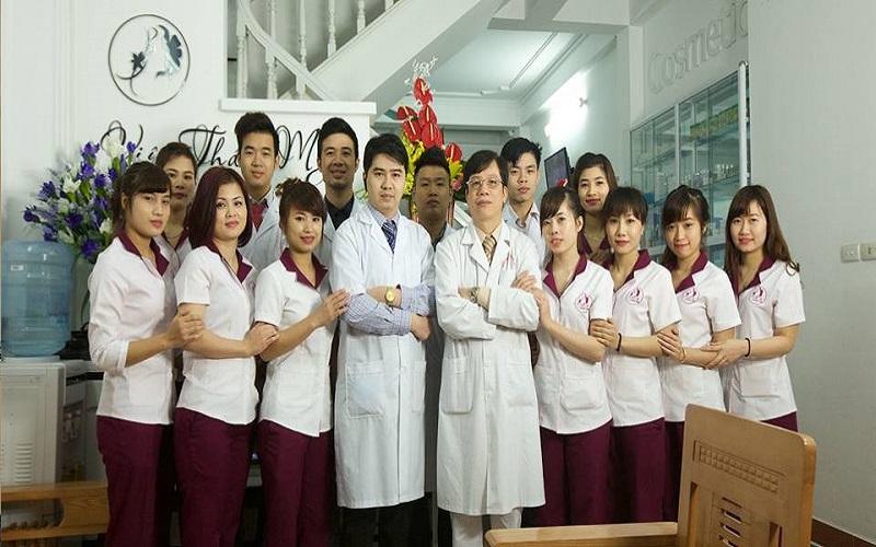Thẩm mỹ viện Hoàng Tuấn