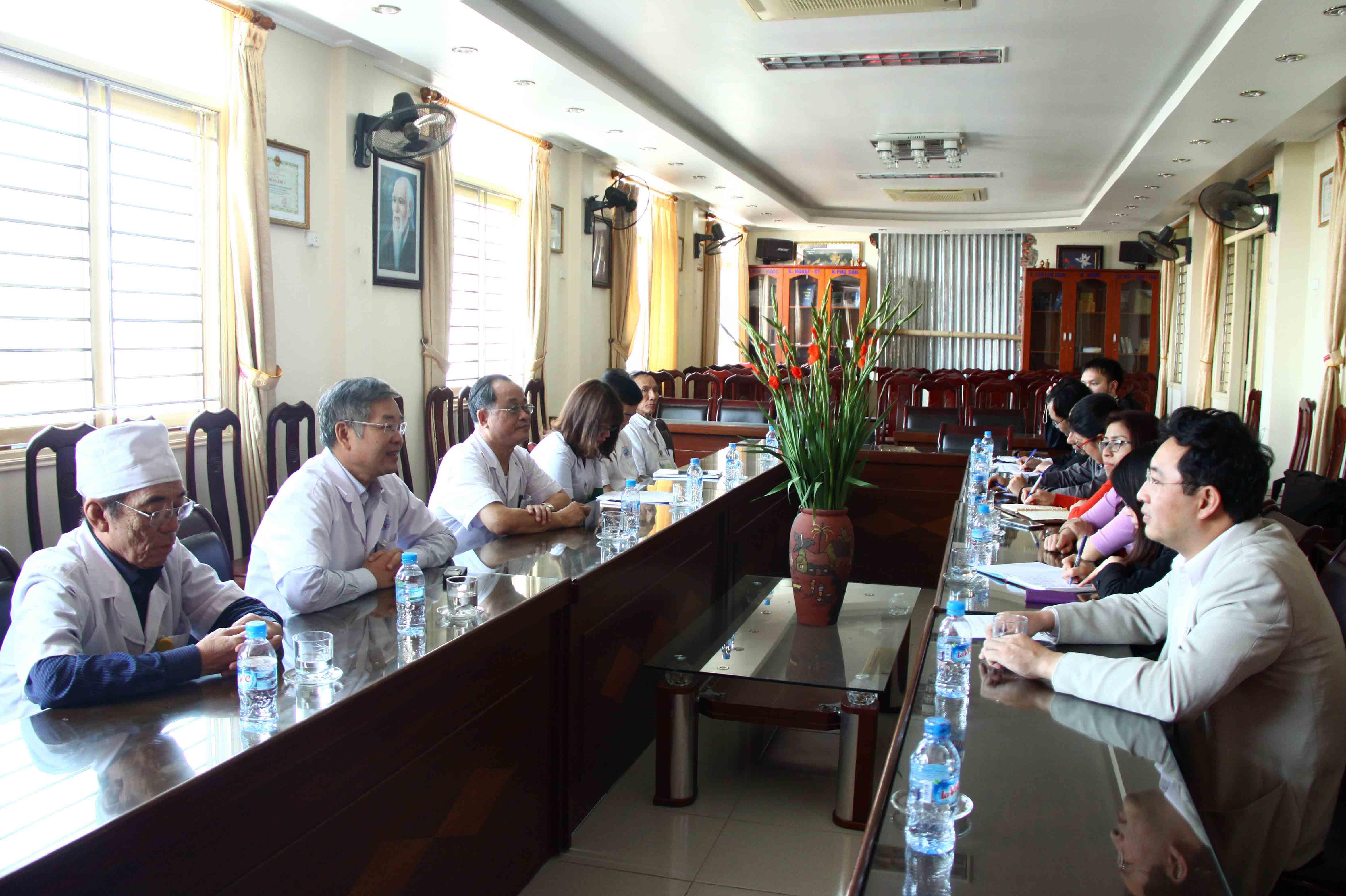 Bệnh viện đa khoa Sài Gòn - Nam Định