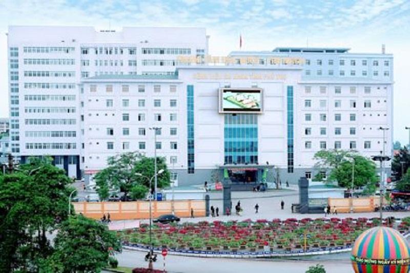 Bệnh viện đa khoa Huyện Lâm Thao - Phú Thọ