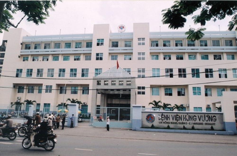 Bệnh viện Hùng vương - Phú Thọ