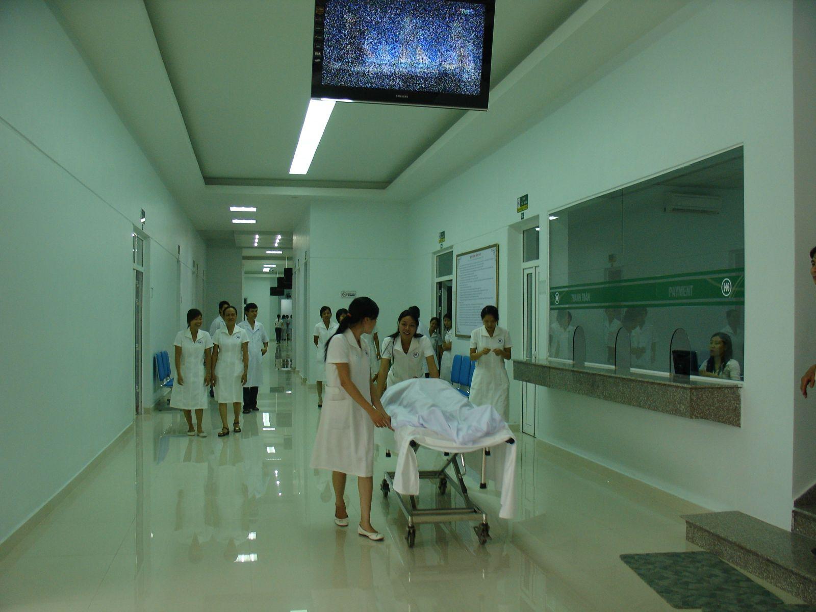 Bệnh viện Vụ Bản - Nam Định