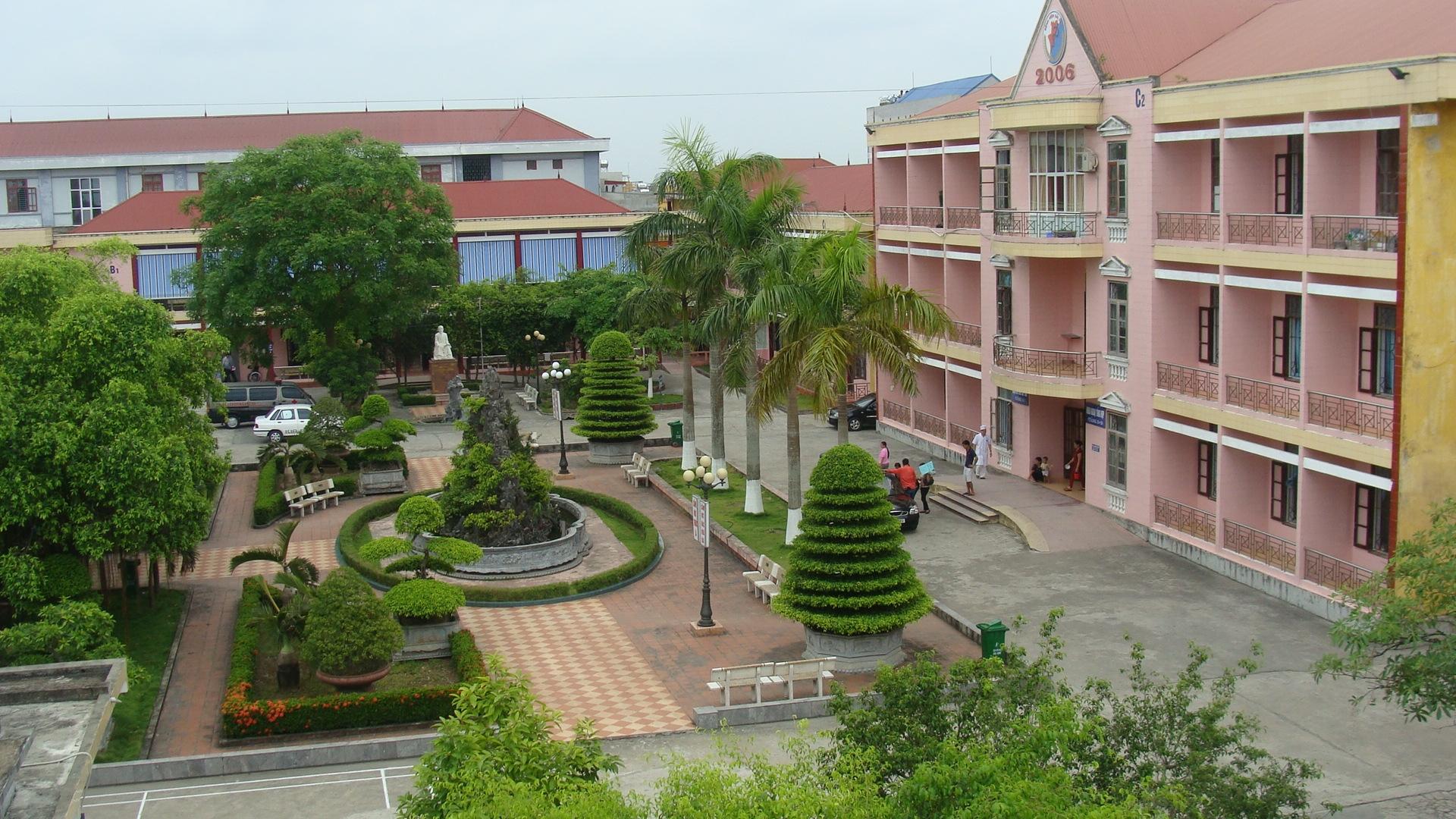 Bệnh viện Đa Khoa Hải Hậu - Nam Định