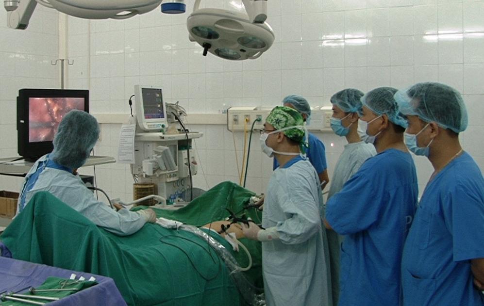 Bệnh viện Đa Khoa Tỉnh Cao Bằng