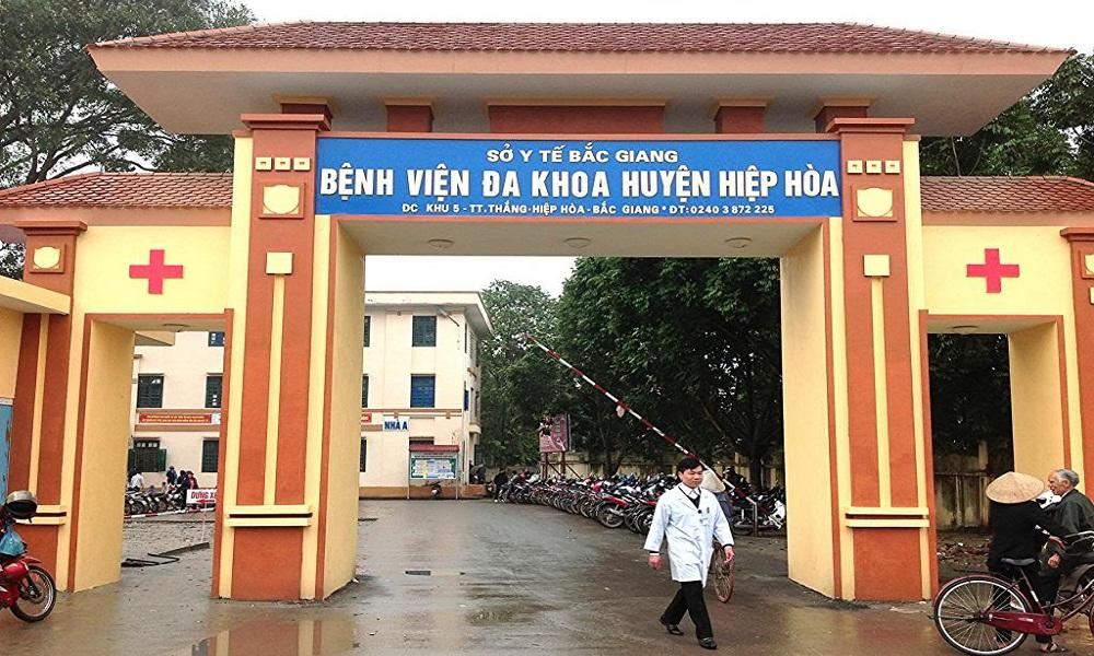 Bệnh viện Đa Khoa Hiệp Hòa - Bắc Giang