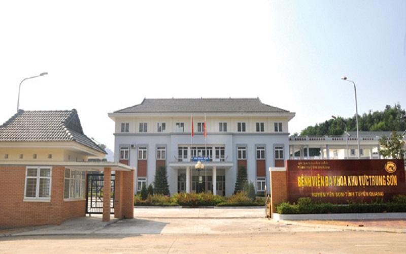 Bệnh viện Đa Khoa Khu Vực Trung Sơn