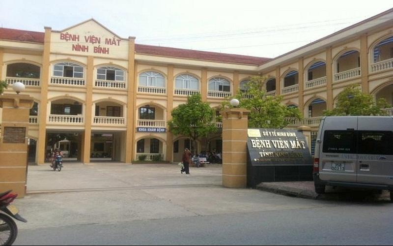 Bệnh viện Mắt Ninh Bình