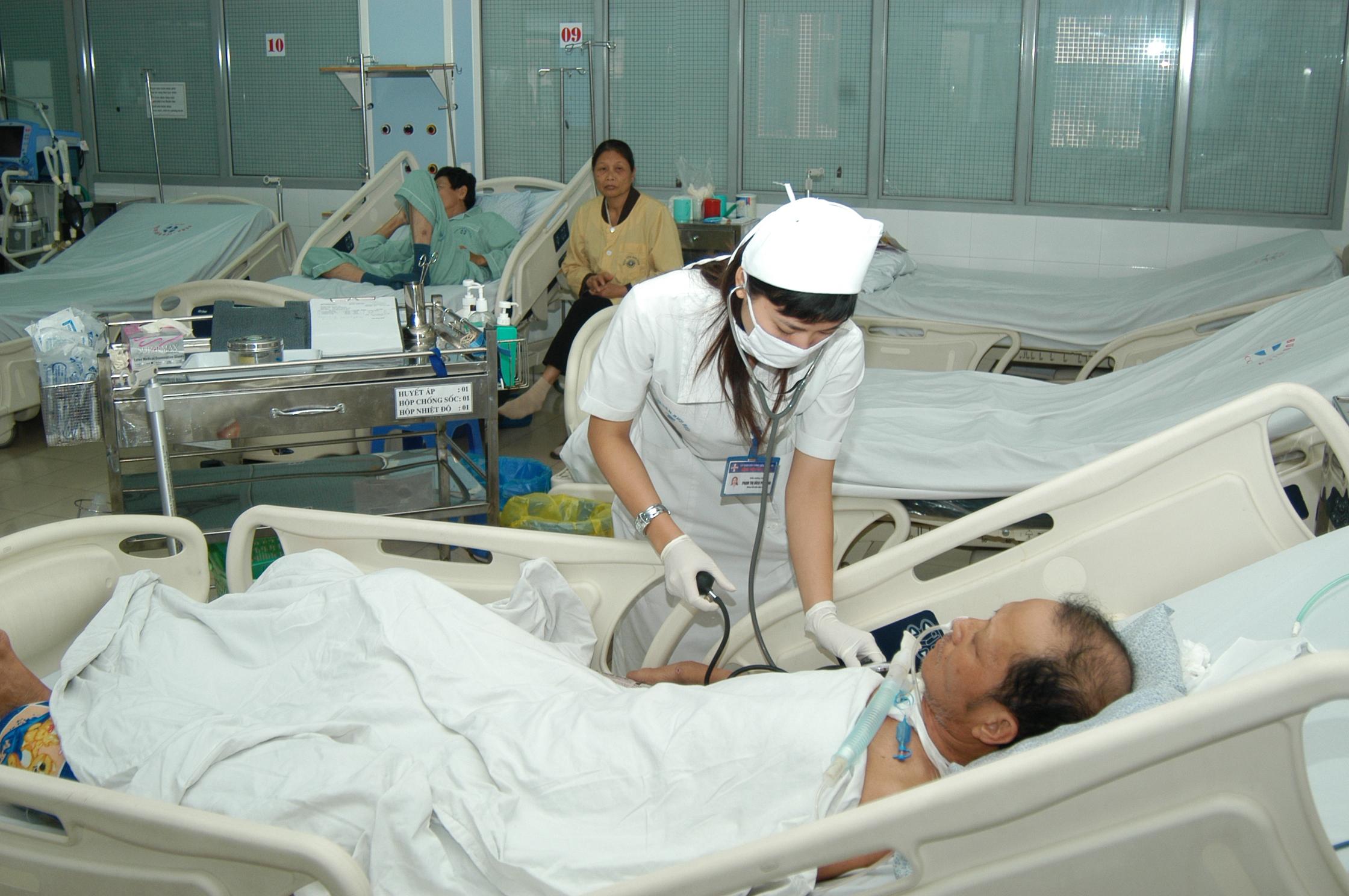 Bệnh viện Đa Khoa Nam Trực - Nam Định