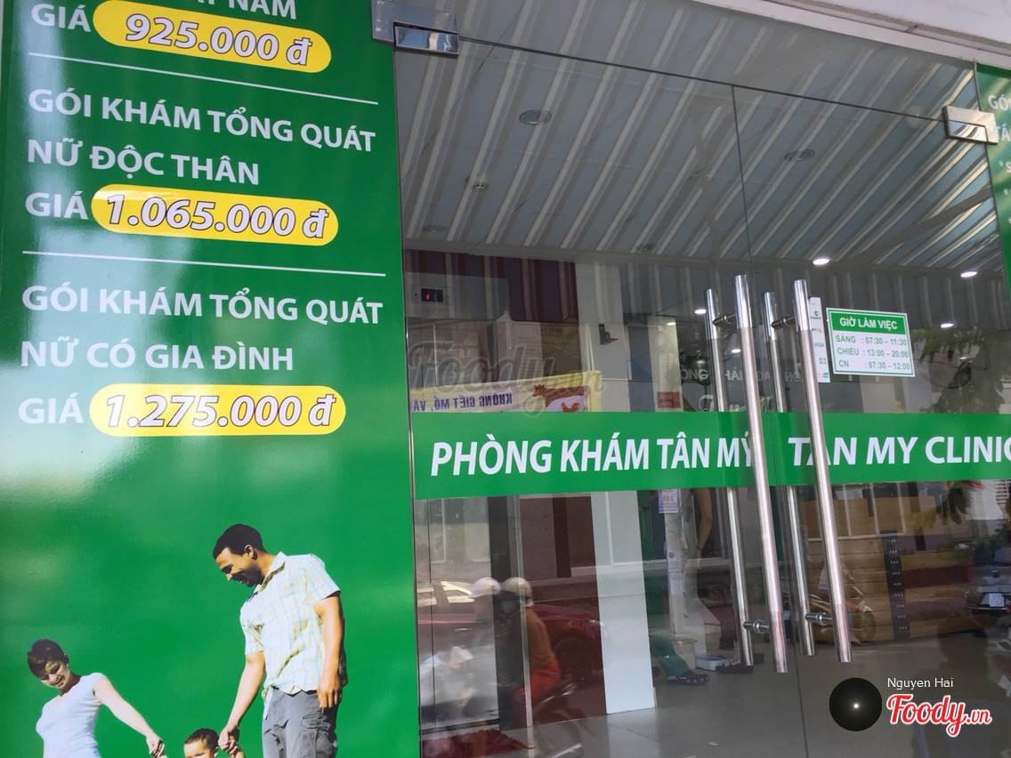 Phòng khám CLC Tân Mỹ - Bắc Giang
