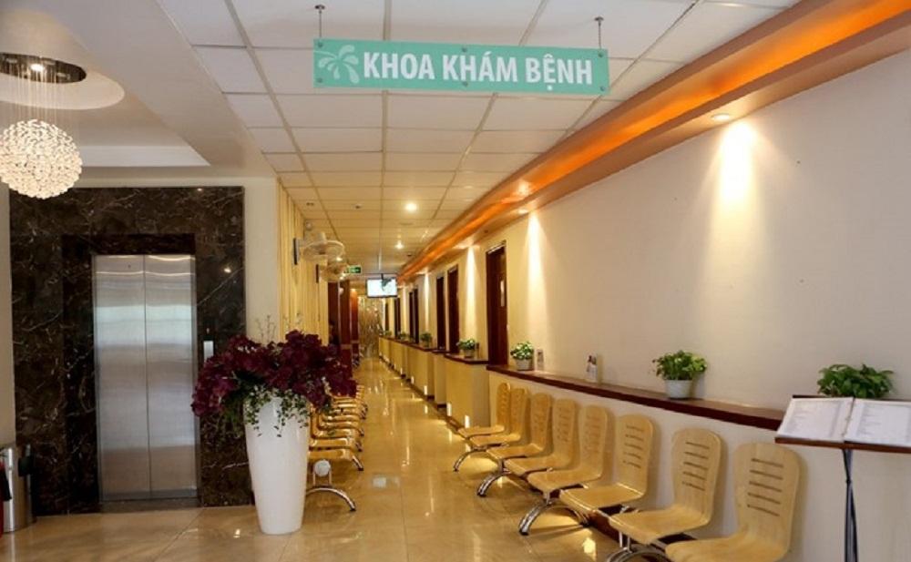 Khoa khám bệnh - Bệnh viện Quân Y 103 HN