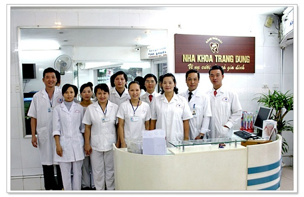 Phòng khám Nha khoa Trang Dung