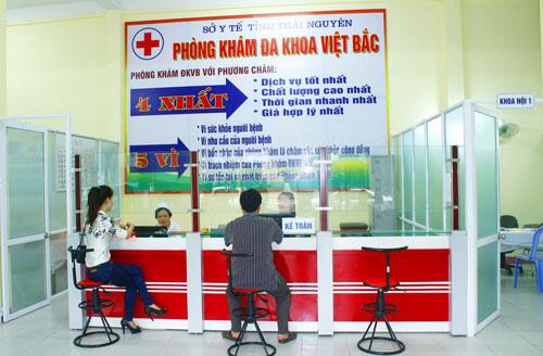 Phòng khám Đa Khoa Việt Bắc