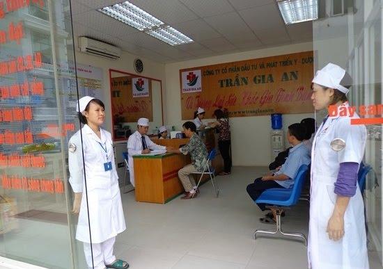 Phòng khám Đa Khoa Trần Gia An