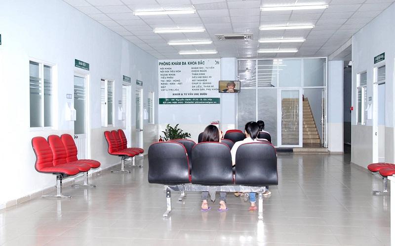 Phòng khám Đa Khoa Trúc Dần