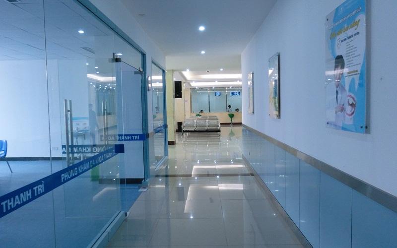 Phòng khám Đa Khoa Tây An