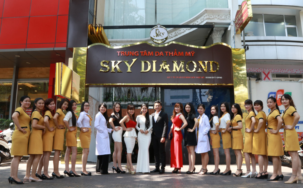 Sky Diamond Spa