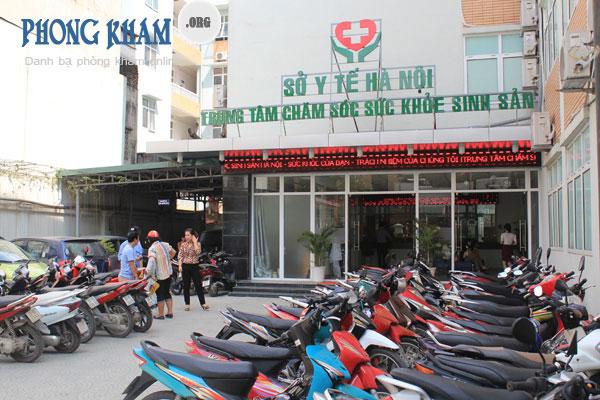 Trung tâm CSSK Sinh sản( Phòng khám Cảm Hội)