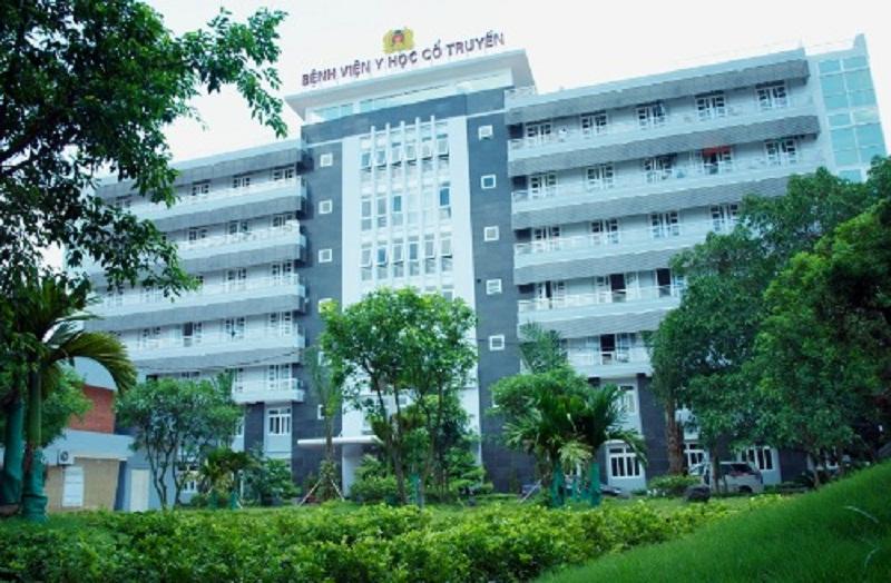 Trung tâm y tế Việt Xuân ( Bệnh viện y học cổ truyền Bộ Công An)