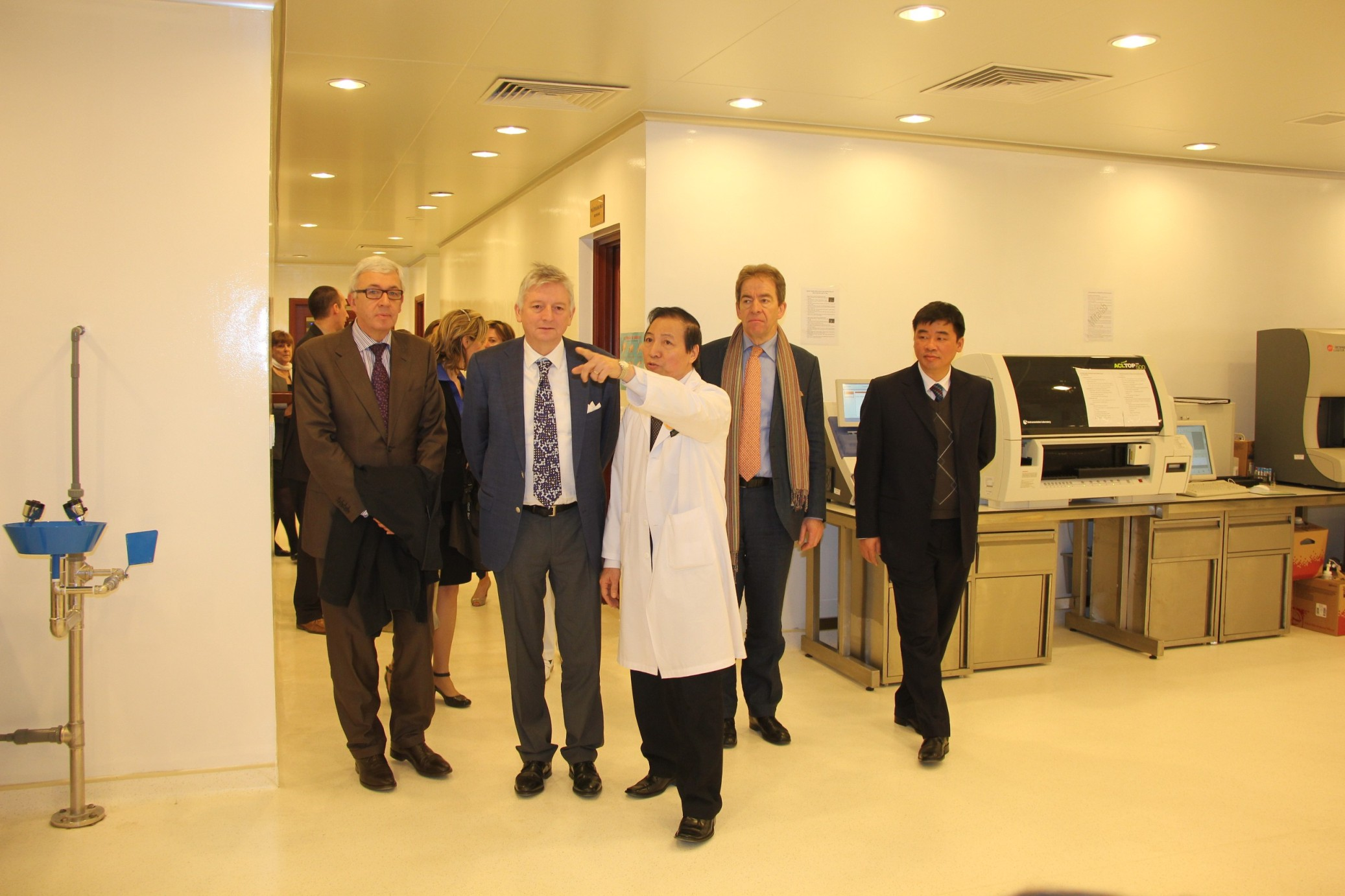Viện Mắt Quốc Tế Nhật Bản
