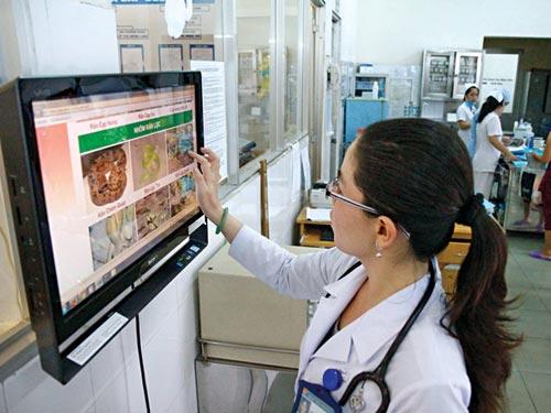 Thông tư 54/2017/TT-BYT: Bộ tiêu chí ứng dụng công nghệ thông tin tại các cơ sở khám chữa bệnh