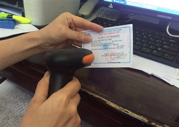 Công văn số 3928/BHXH-CNTT ngày 11/10/2016 của BHXH Việt Nam hướng dẫn BHXH các tỉnh, TP xử lý tình huống khi quét mã vạch in trên thẻ BHYT