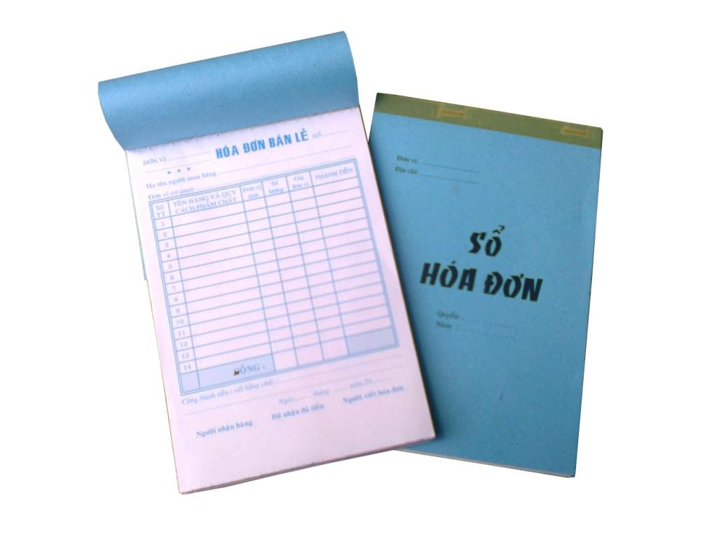 Hướng dẫn sử dụng form xuất phiếu bán lẻ