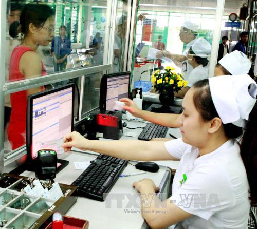 Công văn số 1741/BHXH-CSYT ngày 19/5/2016 của BHXH Việt Nam về việc triển khai hệ thống thông tin giám định BHYT