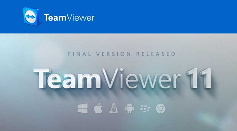 Download TeamViewer 11