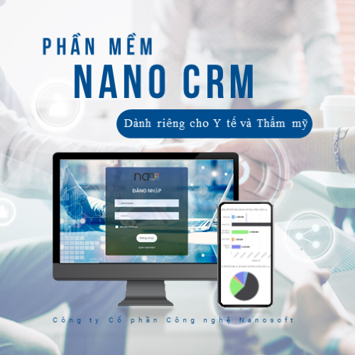 Lý do để bạn chọn NANO - CRM