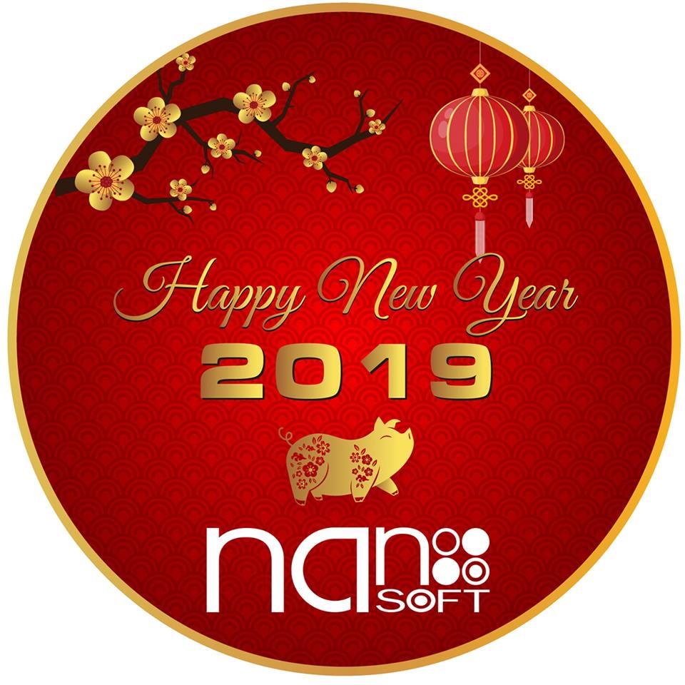 Nanosoft thông báo lịch nghỉ tết Nguyên đán 2019
