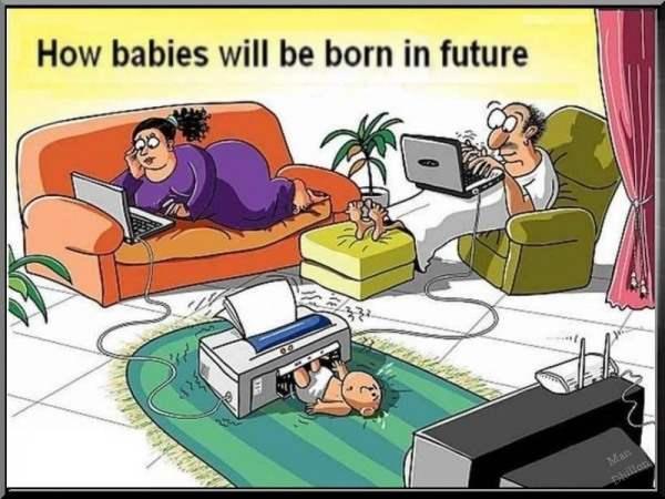 Công nghệ hiện đại đã khiến chúng ta lười đến thế nào?