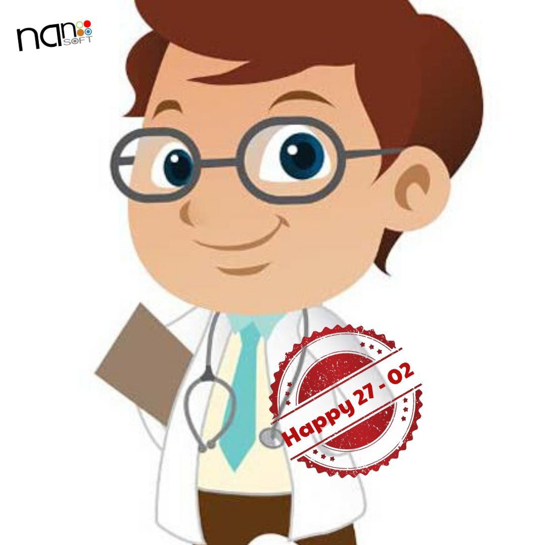 NANOSOFT - Chúc mừng 65 năm Ngày thầy thuốc Việt Nam 27 - 02