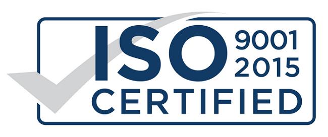 NANOSOFT được chứng nhận đạt chuẩn ISO 9001:2015