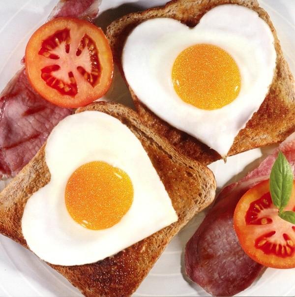 Da đẹp dáng xinh nhờ bữa sáng đúng kiểu