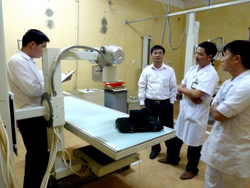 Chất lượng và an toàn thiết bị y tế: Sai một ly đi… cả mạng người