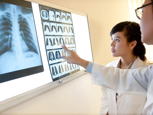 Phần mềm quản lý chẩn đoán hình ảnh