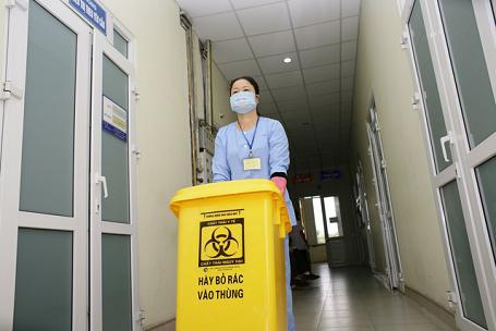 88% bệnh viện có hệ thống xử lý nước thải y tế hoạt động tốt