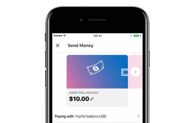 Bạn có thể chuyển tiền thông qua Skype