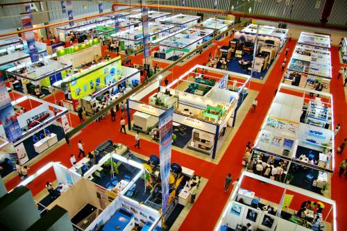 Nanosoft hoàn tất các thủ tục tham gia Hội chợ Công nghệ và thiết bị Hà Nội 2016