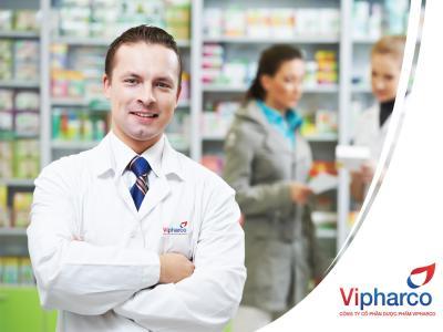 [Câu chuyện thành công] Nanosoft triển khai phần mềm quản lý thuốc tại công ty dược phẩm Vipharco