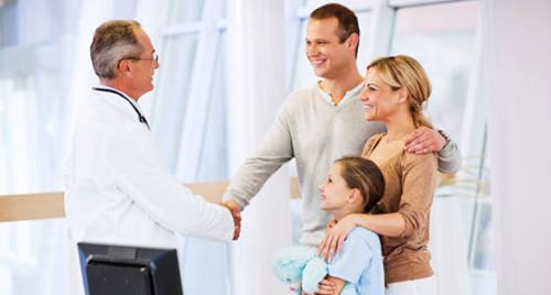 Cần nhân rộng mô hình bác sỹ gia đình góp phần giảm quá tải bệnh viện