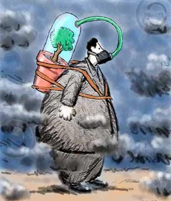 Ô nhiễm không khí - vấn đề nhức nhối trên toàn cầu