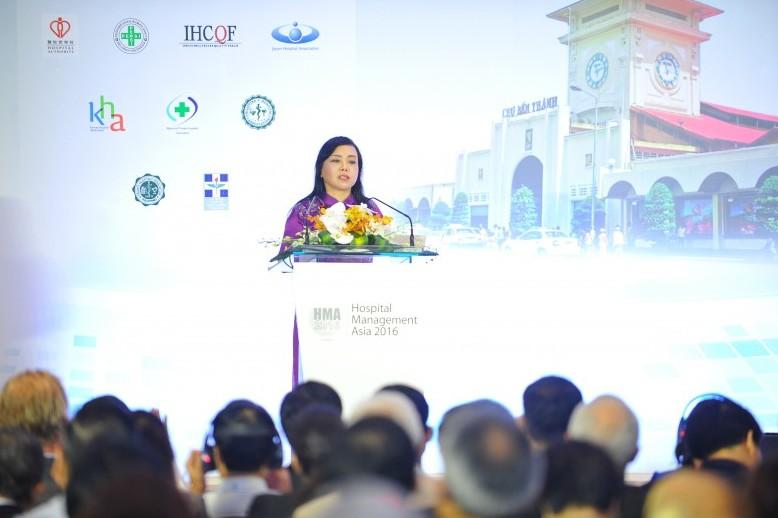Việt Nam đăng cai tổ chức Hội nghị Quản lý bệnh viện châu Á lần thứ 15